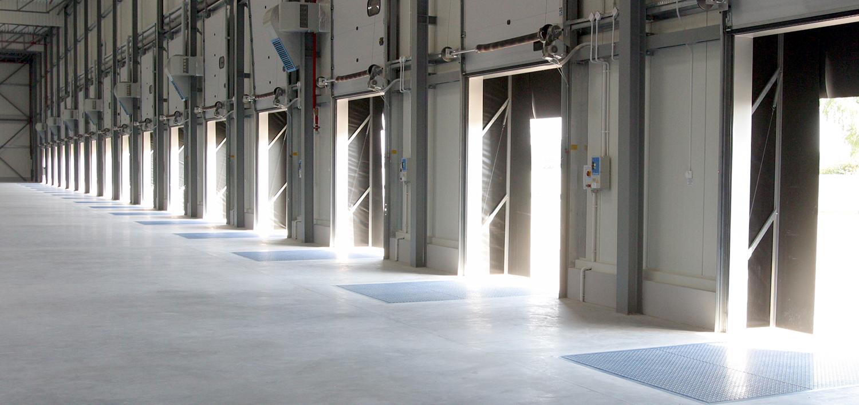 Werres Corporation, Material Handling Products, Dock and Door Equipment Solutions