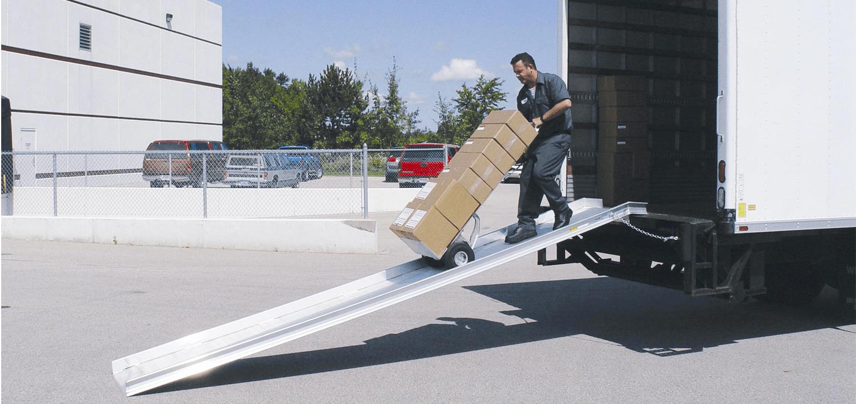 Magliner Hand Truck Ramp
