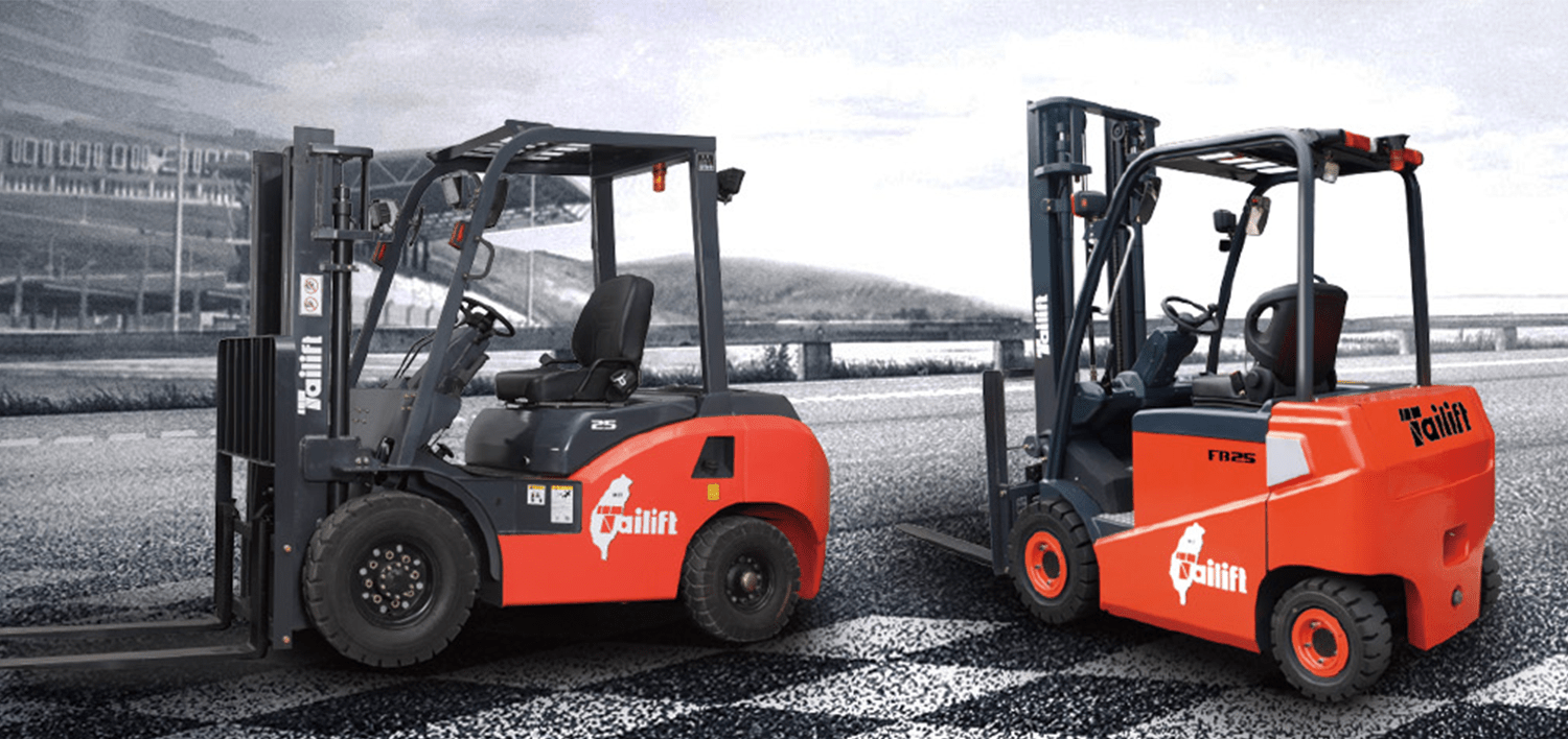 LP Forklifts Tailift