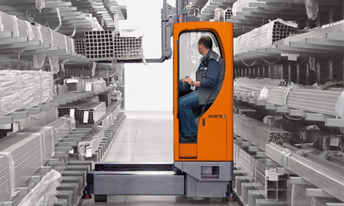 LP Gas Powered Forklifts