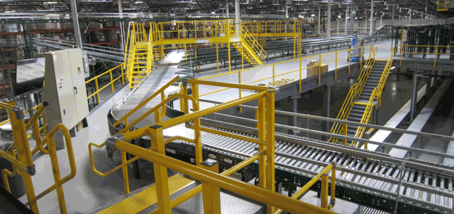 Mezzanine Space Saving Solutions