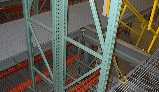 Mezzanine and Storage Platforms