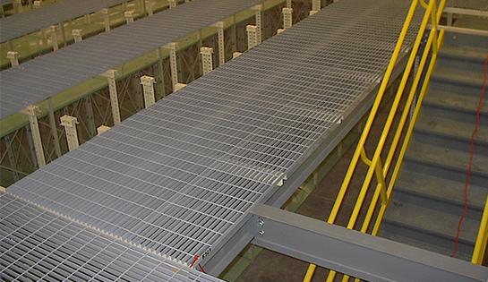 Mezzanine and Storage Platforms