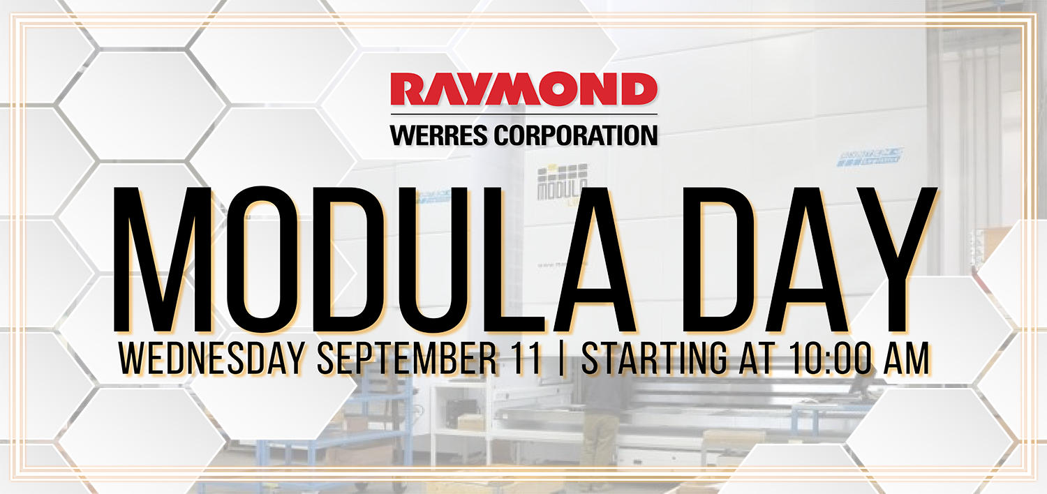 Modula Day Hosted by Werres Corporation