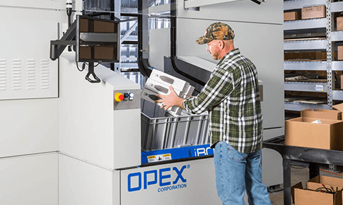 OPEX Warehouse Automation