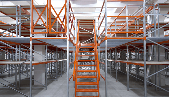 Mezzanines, Material Handling Products