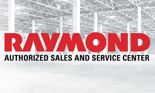 Raymond Authorized Sales & Service Center