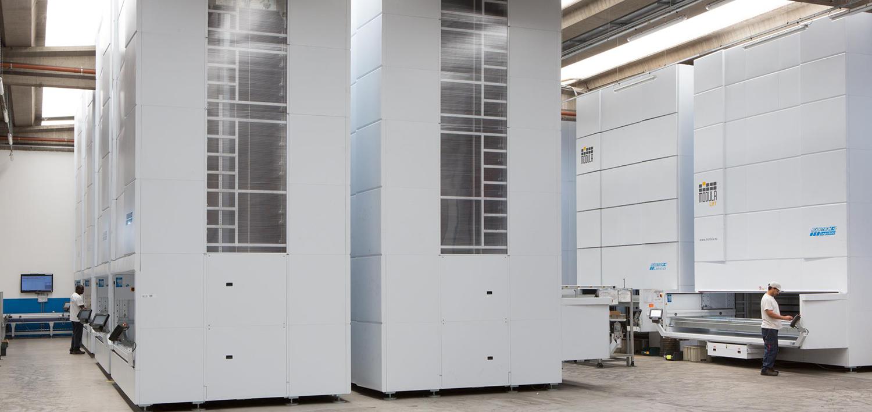 Modula, Vertical Lift Modules