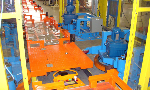 Werres Corporation, Automated Guided Vehicles, AGVs
