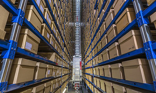 Werres Corporation Systems Integration Division, Automatic Storage and Retrieval Systems