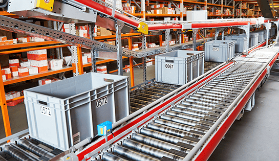 Werres Corporation, Systems Integration, Conveyors