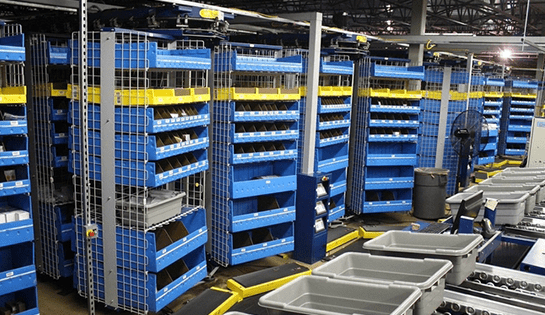 Werres Corporation, Systems Integration, Material Handling, Modula, Carousels
