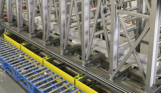 Werres Corporation, Systems Integration, Material Handling, Automatic Retrieval Systems, ASRS