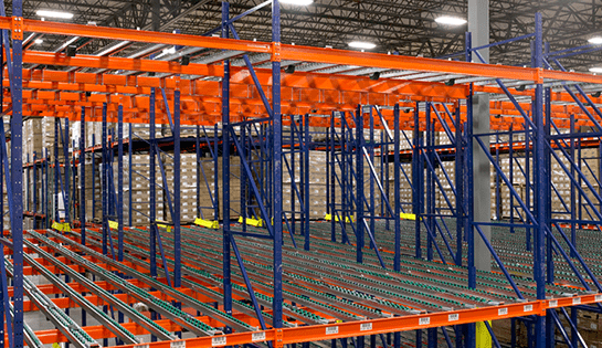 Werres Corporation, Systems Integration, Material Handling, Picking Modules