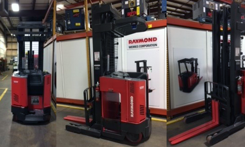 Raymond Reach Truck for Sale