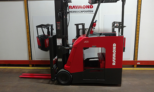 Used Raymond Forklift for sale