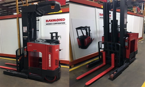 Used 2013 Raymond Reach for Sale