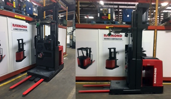 Used Raymond Equipment