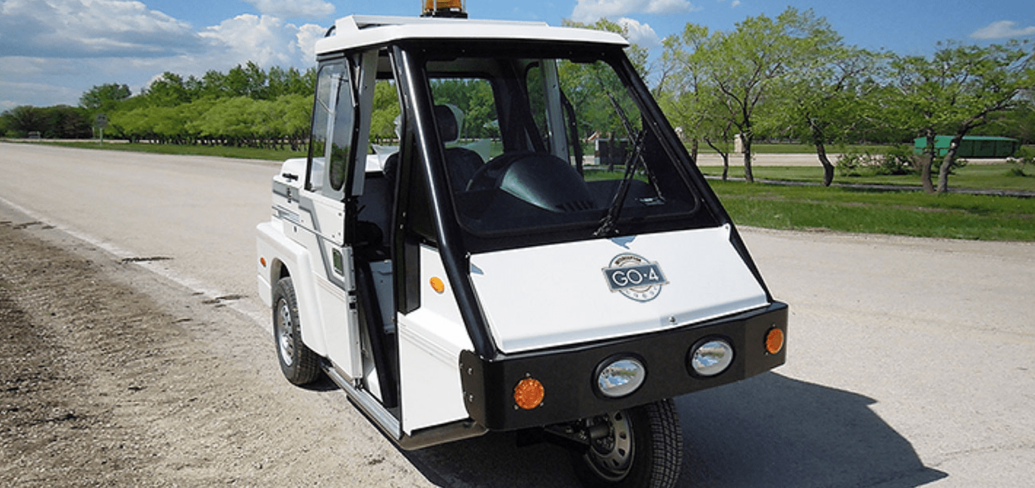Werres Corporation, Parking Enforcement Vehicle, Go-4, Westward Industries