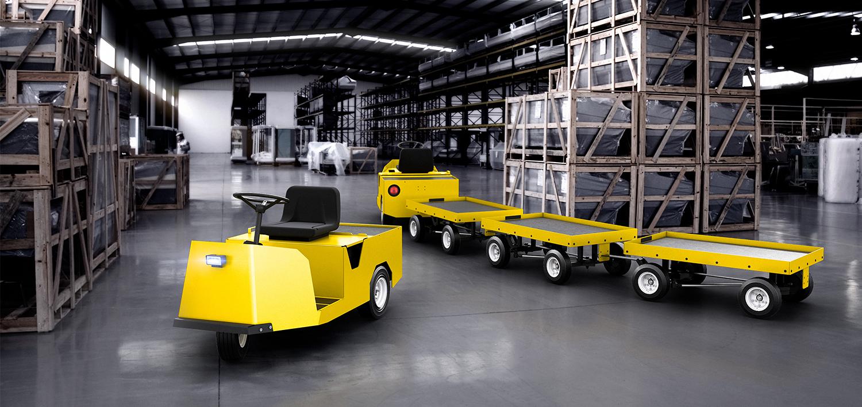 Motrec Industrial Utility Vehicles