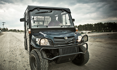 Cushman Utility Vehicle