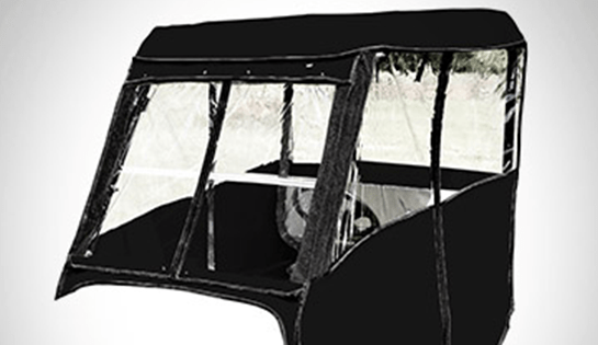 Cushman Utility Vehicles and Burden Carriers, Accessories, Exterior
