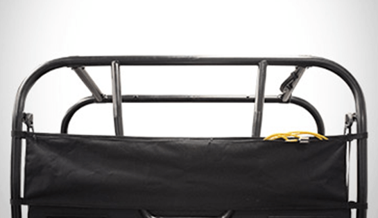 Cushman Utility Vehicles and Burden Carriers, Accessories, Storage