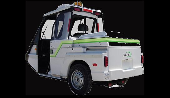 Werres Corporation, Parking Enforcement Vehicle, Go-4, Westward Industries