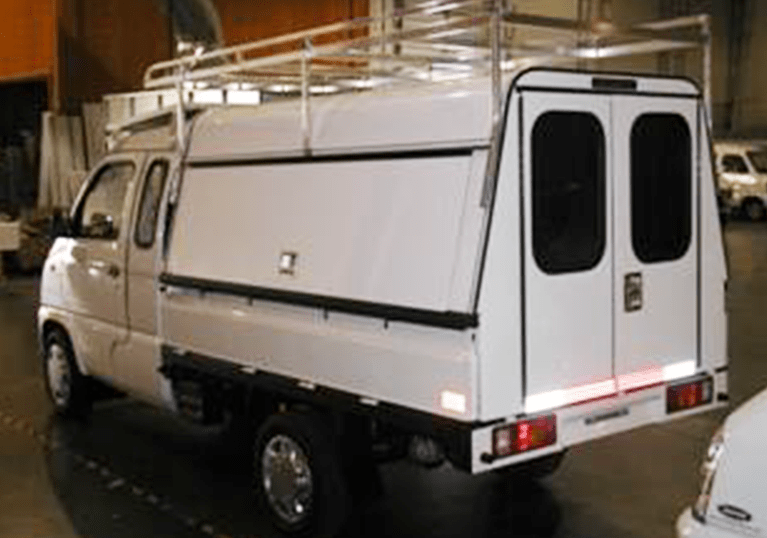Werres Corporation, Utility Vehicles and Personnel Burden Carriers, Vantage Customizations