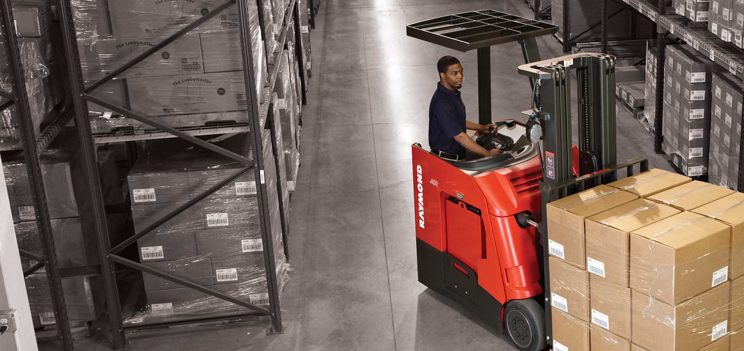 stand up forklift, counterbalance lift truck